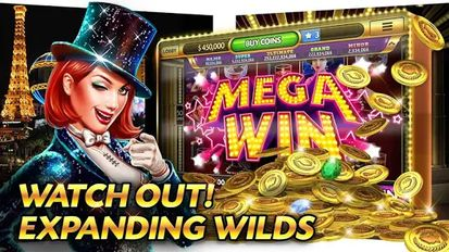Взлом Caesars Slots: Free Slot Machines and Casino Games на Андроид - MOD Все Открыто